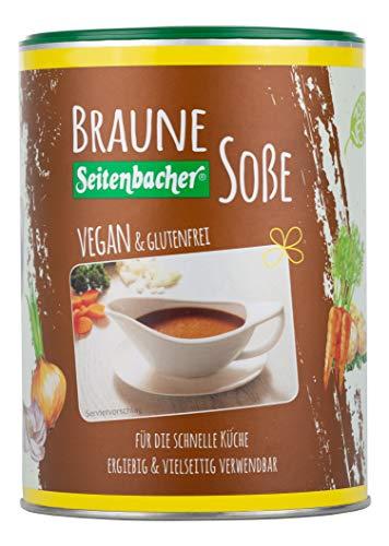 Seitenbacher Braune Sosse, 3er Pack (3 x 400 g Packung)