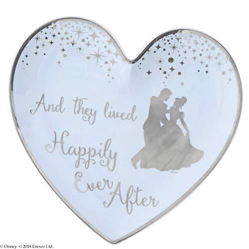Enchanting Disney, Plato con forma de corazón de 'Cenicienta', Enesco
