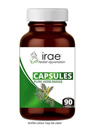 Passion Flower Herb Organic Capsules 90 x 500mg