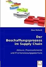 Der Beschaffungsprozess im Supply Chain Management: Akteure, Prozesselemente und IT-Unterstützungspotentiale (German Edition)