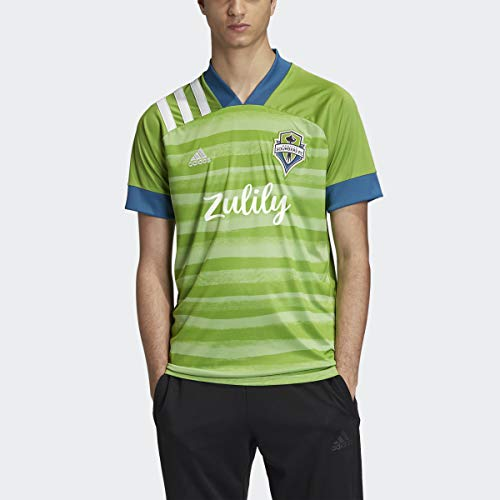 adidas Seattle Sounders FC Home Jersey Men's, Green, Size L