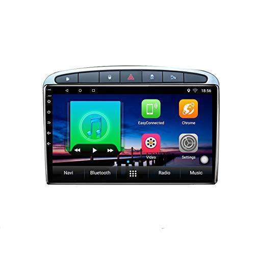 Lettore multimediale DVD per auto Android 10.0 GPS per Peugeot 308 sw cc RZC 2009 2010 2011 2012-2015 navigazione stereo per autoradio
