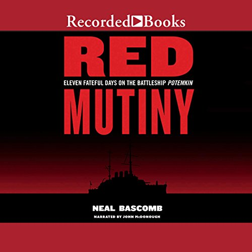 Couverture de Red Mutiny