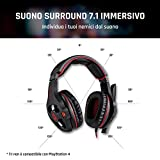 Zoom IMG-1 klim mantis gaming headset cuffie