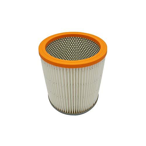 Luftfilter Staubklasse M für Rowenta RU 03 Filter Lamellenfilter Staubfilter Rundfilter Absolutfilter Filterpatrone