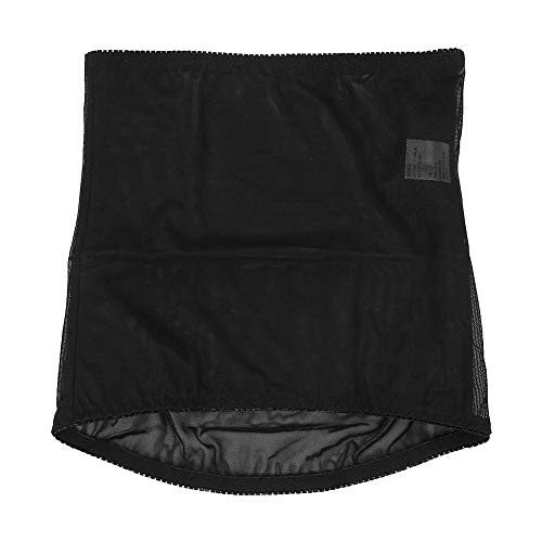 Uxsiya Corset Taille Abdomen Corps Shaper sous-vêtements légers durables sans Couture pour Les Enfants(Black, M)