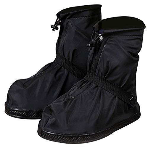 Yongqin Impermeable, Reutilizable, Antideslizante, Para La Nieve, Para La Lluvia, Para Zapatos, Protectores, Protectores, Resistente Al Agua, Cubre Zapatos, Impermeable, Control De Arena, An
