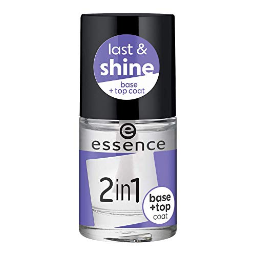 Essence 2 In 1 Base & Top Coat