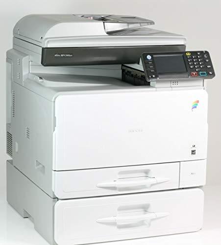 Ricoh Aficio MP C305SPF - Multifunktionsdrucker - Farbe - Laser - A4 (210 x 297 mm) (Original) - A4 (Medien)