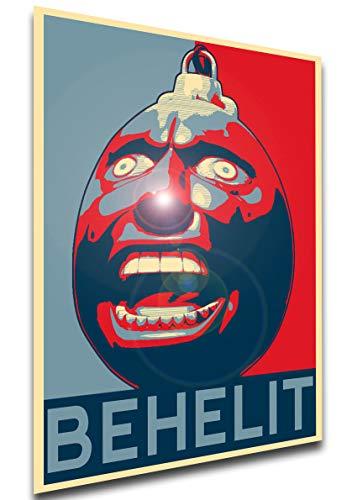 Instabuy Poster - Propaganda - MA0282 - Berserk - Behelit Manifesto 70x50