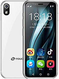 Smart Phones K-Touch I9, 2GB+64GB, Face ID Identification, 3.5 inch MTK6739 Quad Core 2.4Ghz, Network: 4G, Dual SIM, Suppo...