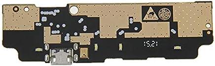 Zhangsihong Teléfono Celular Reemplazo del Cable Flexible de la Placa del Puerto de Carga para Coolpad 8675 Repuestos de telefono