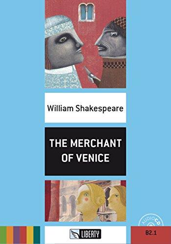 The merchant of Venice. Con File audio per il download