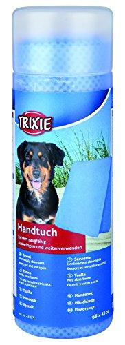 Trixie 23375 Handtuch, 66 × 43 cm, blau - 4