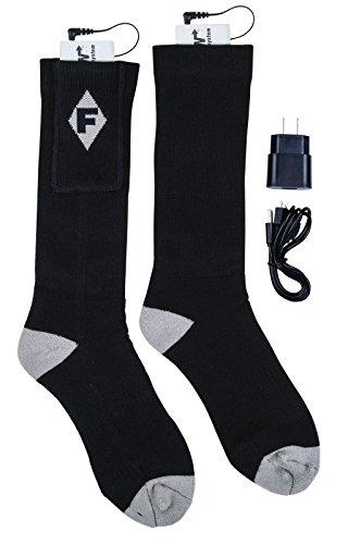 Flambeau Men's Heated Socks Kit