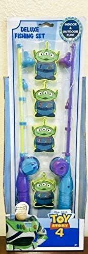 Disney Toy Story 4 Deluxe Fishing Set product image