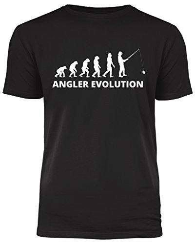Angler Evolution - Angler T-Shirt (4XL)