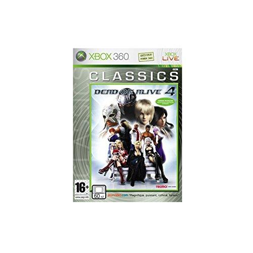 Microsoft Dead or Alive 4 - Juego (Xbox 360, Lucha, M (Maduro))