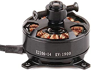 30 mm soufflante canalisée avec 7000 KV Brushless DC Motor 6 lames pour radio commande hélicoptère
