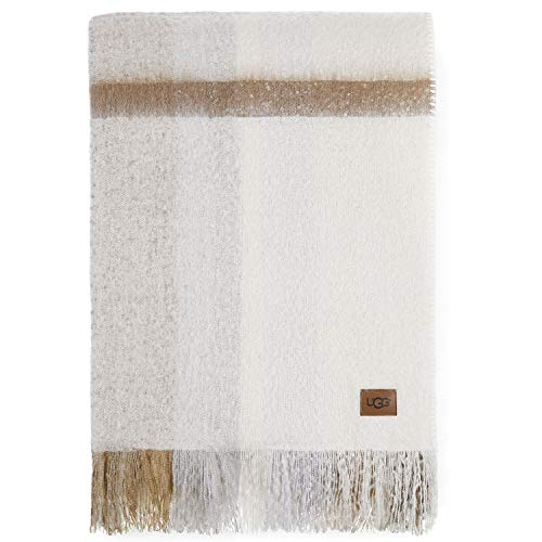 UGG Colton Decorative Throw Blanket, Fawn Multi