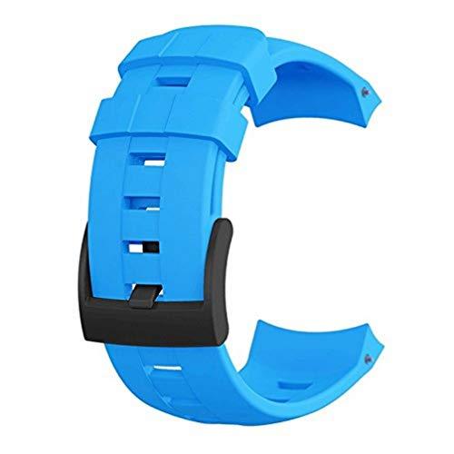Suunto Ambit3 Sport Bracelet de montre Mixte Adulte, Bleu