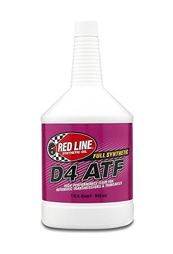 Red Line 30504 D4 Automatic Transmission Fluid - 1...