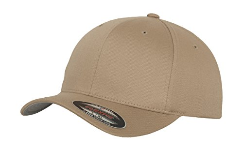 Flexfit Cap blanko, Größe:L/XL, Farbe:stone