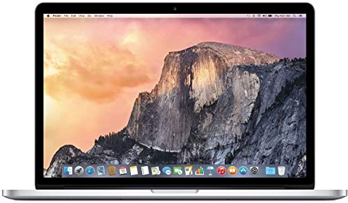 Apple MacBook Pro A1502 MF841LL/A - Retina Early 2015 13 Inches Intel Core i5 2.9GHz 8GB RAM 128GB SSD (Renewed)