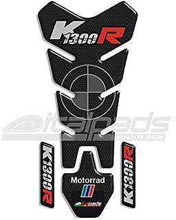 Prot/ège R/éservoir adapt/é pour Kawasaki Z1000 tons rouges mod.Shark+2