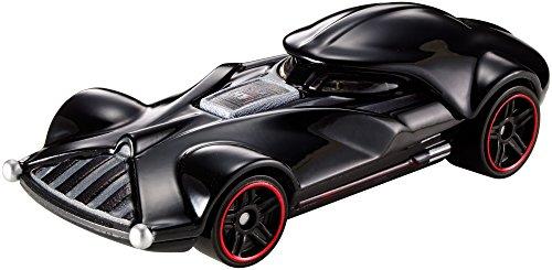 Hot Wheels Star Wars Rogue One Character Car, Darth Vader