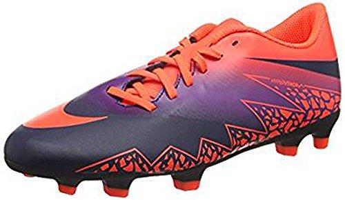 Nike Hypervenom Phade II Fg Herren Fußballschuhe - Orange, 42