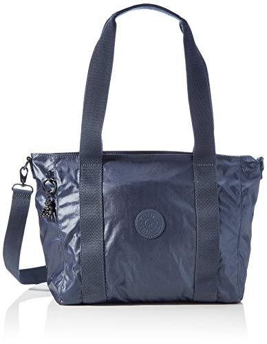 Kipling ASSENI S, Top-Handle Bags para Mujer, Midnight...