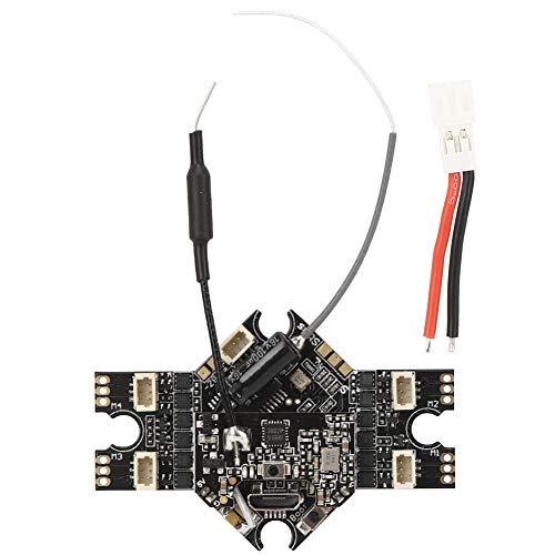 Drone AIO Board, pièce de Rechange AIO F4 Contrôleur de vol Carte récepteur Compatible avec EMAX Tinyhawk 2 II