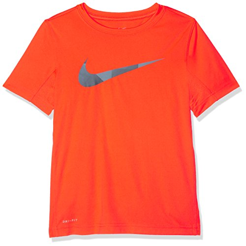 Nike Dry Training Top Camiseta, Niño, Hyper Crimson, XL