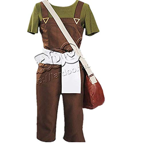 EChunchan Usopp Rompers Cosplay Costume Halloween...