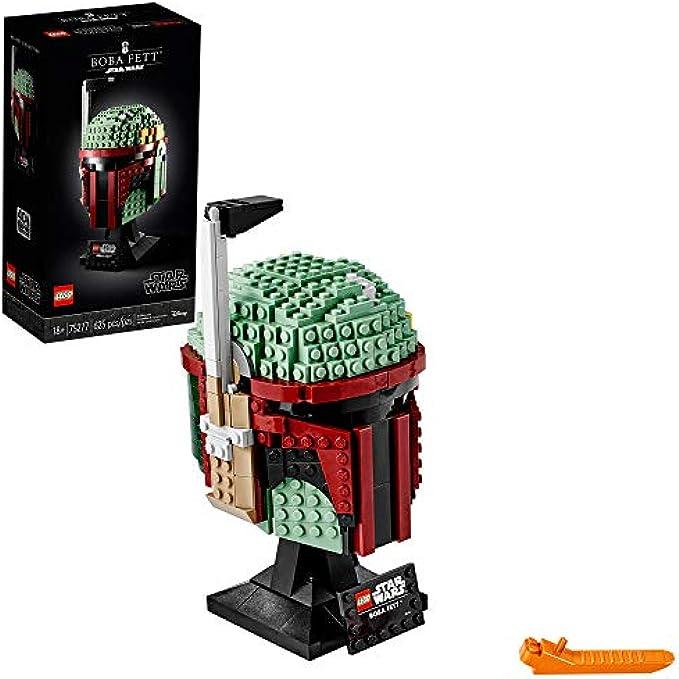 LEGO Star Wars Boba Fett Helmet 75277 (new 2020)