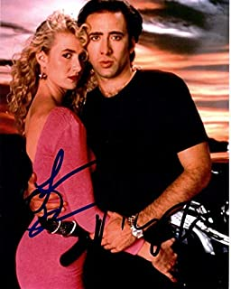 LAURA DERN & NICOLAS NIC CAGE signed WILD AT HEART LULA & SAILOR photo