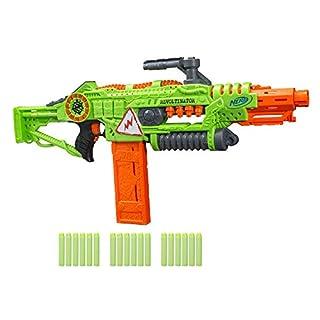 Hasbro E3060F07 Nerf Zombie Strike Revoltinator (B07Q9DRLZ7) | Amazon price tracker / tracking, Amazon price history charts, Amazon price watches, Amazon price drop alerts