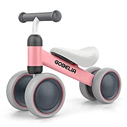 GOBELIA Baby Balance Bike for 1 Year Old