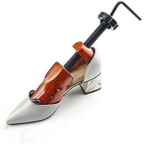 SJYSD-Bath Mat Zapatero Unisex 1 Uds, Ensanchador de Zapatos, Zapatos de Madera, Bastidor Moldeador de árboles, Pisos Ajustables de Madera, Bombas, Botas, árboles expansores