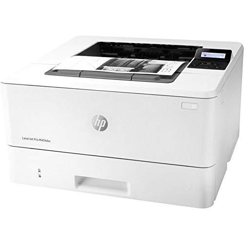 HP LaserJet Pro M404dw Laserdrucker (Drucker, WLAN, LAN, Duplex, AirPrint, 350-Blatt Papierfach) weiß