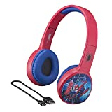 e-Kidz Spiderman - Auriculares inalámbricos Bluetooth