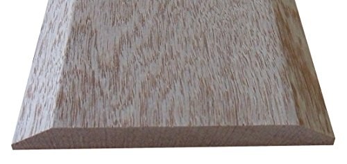 ADA 1/2 inch Solid Hardwood Interior Threshold in Red Oak (6 1/2 inches x 36 inches)