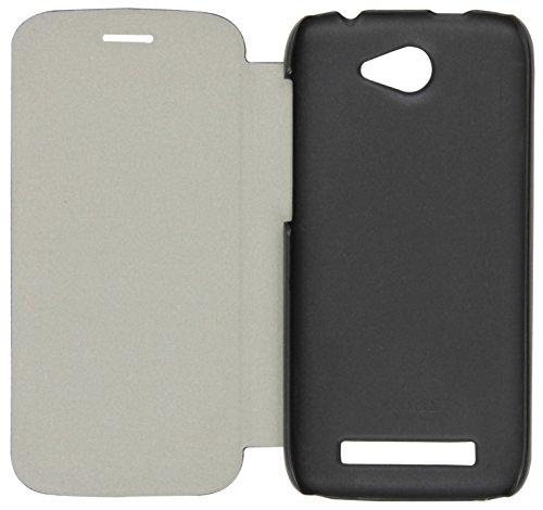 Swiss Charger SCP41162 Schutzhülle für Kazam Th&er Q4.5 LTE, Schwarz