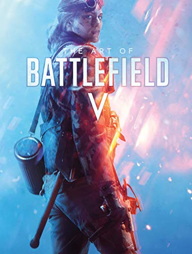 The Art Of Battlefield V [Idioma Inglés]