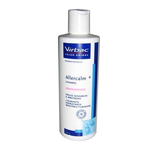 Virbac allercalm Plus Shampoo – 250 ml
