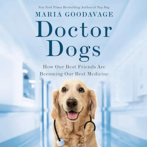 Doctor Dogs audiobook cover art