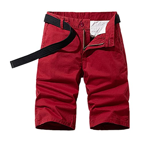 Venta de Pantalones Cortos para Hombre de Primavera Ropa de Verano Pantalones