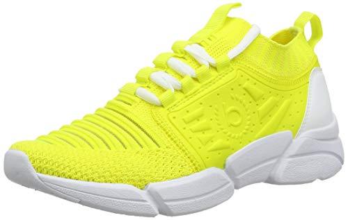 Bugatti Damen 431668606969 Slip On Sneaker Gelb (Yellow 5050), 36 EU
