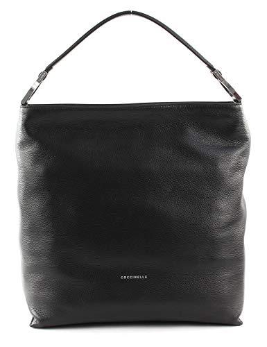 Coccinelle Hobo Bag Medium Keyla Hobo Bag Medium Nero